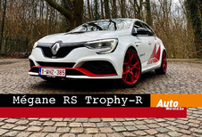 Renault Mégane RS Trophy-R (2020): highlights