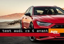 Audi RS 6 Avant (2020)