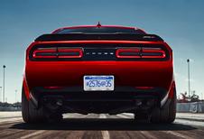 Dodge Challenger Hellcat krijgt duivelse Demon-versie