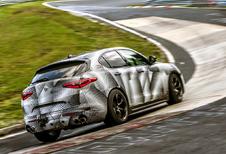Alfa Romeo Stelvio Quadrifoglio breekt Ring-record voor SUV's