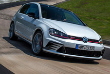 VW Golf GTI Clubsport S breekt eigen Ring-record