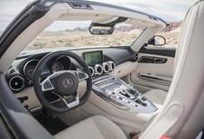 Aan boord van de nieuwe Mercedes AMG GT C Roadster #1