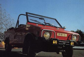 DE TROTS VAN MADAGASKAR: Karenjy bouwt weer auto's #1