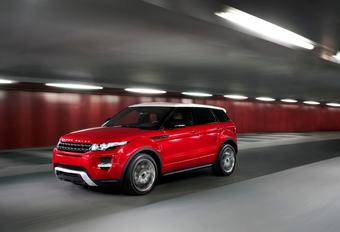 OOK ALS VIJFDEURS: Range Rover Evoque #1