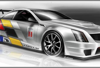 WAAROM NIET?: Cadillac CTS-V Racer #1