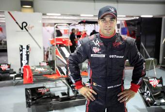 OFFICIEEL: D'Ambrosio naar Marussia Virgin Racing! #1