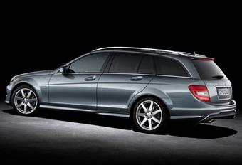 BIJGESNEDEN: Mercedes C-Klasse #1