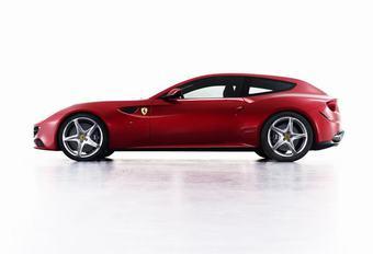 EEN BREAK VAN FERRARI: de FF (Ferrari Four) #1