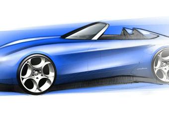 KLEINE COMPETIZIONE?: Alfa 4C GTA Concept #1