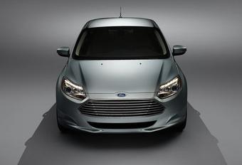 IN DE STEKKER: Ford Focus Electric  #1