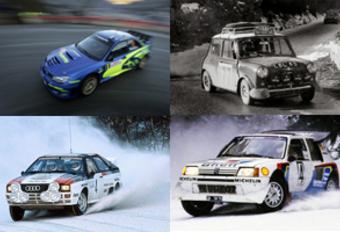 100 JAAR JONG: Rally van Monte Carlo #1