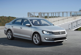 FILET AMERICAIN: Volkswagen Passat  #1