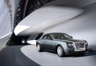 AFRAID OF NO GHOST: Recordverkoop Rolls Royce #1