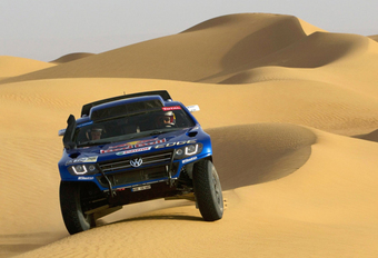 SPORTWEEKEND: Nasser Al-Attiyah wint Dakar-rally #1