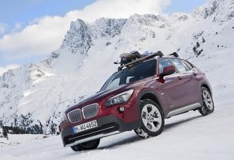 MET NIEUWE 4-CILINDER TURBO: BMW X1 xDrive28i #1