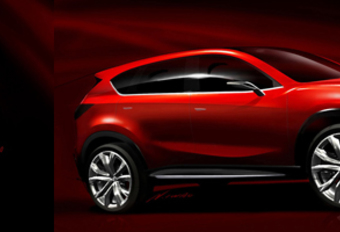 VOORBODE CX-5: Mazda Minagi Concept #1