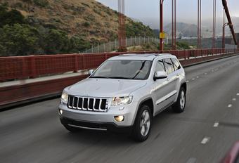 MERCEDES WORDT VM MOTORI: Jeep Grand Cherokee Diesel #1