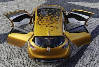 NIEUWE SCENIC?: Renault R-Space #1