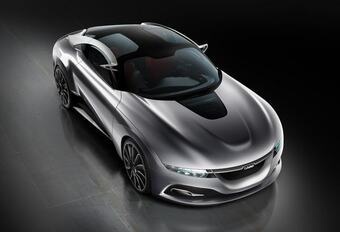 HET NIEUWE SAAB: Saab PhoeniX Concept #1