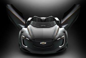 LEKKER OOSTERS: Chevrolet Miray Concept #1