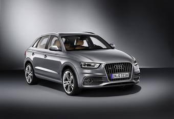 NA DE Q7 EN Q5: Compacte Audi Q3 #1