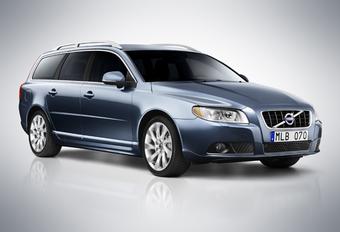 FACELIFT: Volvo V70, XC70 en S80 #1