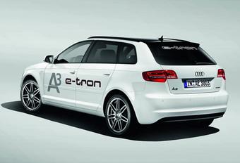 OP BATTERIJEN: Audi A3 e-tron #1