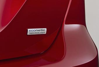 3,5 LITER PER 100 KM: Ford Focus Econetic #1