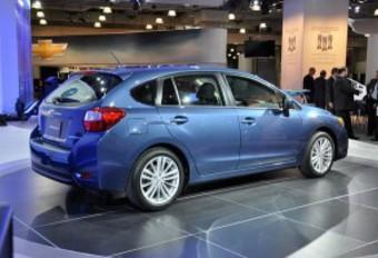 AMERIKAANSE PRIMEUR: Nieuwe Subaru Impreza onthuld in New York  #1