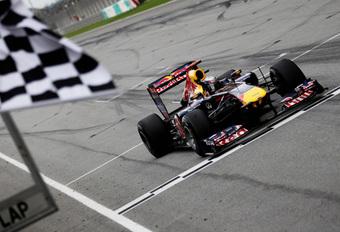 SPORTWEEKEND: Vettel hervalt #1
