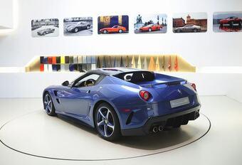 NIET TE KOOP: Ferrari Superamerica 45 #1