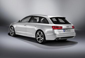 DE TWEEDE RONDE: Audi A6 Avant #1