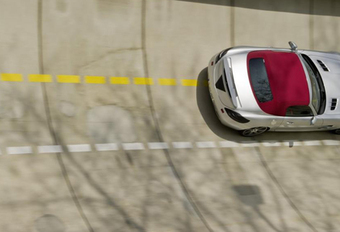 BIJNA KLAAR: Mercedes SLS 63 AMG Roadster #1