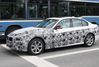 NIEUWE SCOOPFOTO'S: BMW 3 Reeks voor 2012 #1