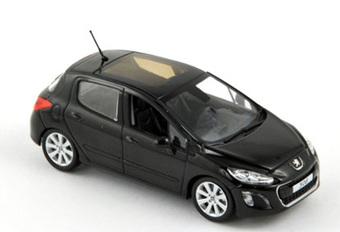 IN HET KLEIN: Peugeot 308 (Norev, 1/43) #1