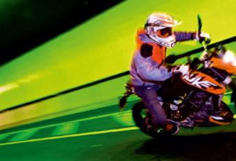 MOTORTEST: KTM 125 Duke #1