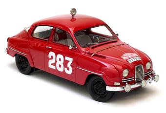 IN HET KLEIN: Saab 96 Monte Carlo 1963 (Neo) #1