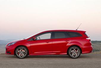 OOK ALS BREAK: Ford Focus ST #1
