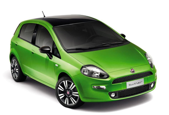 FACELIFT NUMMER 3: Fiat Punto 2012 #1