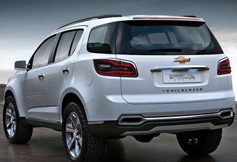 WERKMENS: Chevrolet Trailblazer #1