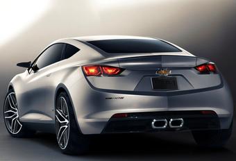 OOK GEESTIG: Chevrolet 140S Concept #1