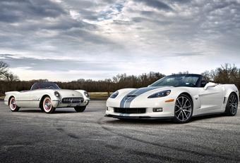 UITBOLLEN: Chevrolet Corvette 427 #1