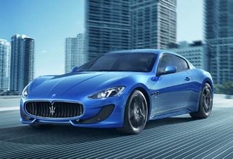 NOG KRACHTIGER: Maserati GranTurismo Sport #1