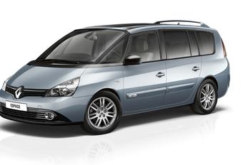 DE EERSTE FOTO: 'nieuwe' Renault Espace #1
