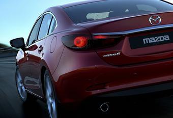 TOT VERVELENS TOE: meer Mazda 6 #1