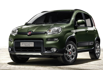 BOSWACHTER JUNIOR: Fiat Panda 4x4 #1