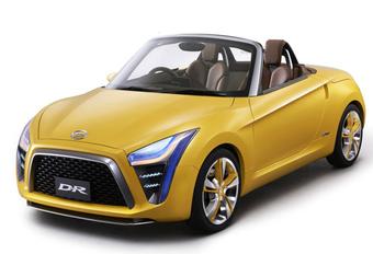 NOG IN LEVEN: Daihatsu D-R #1