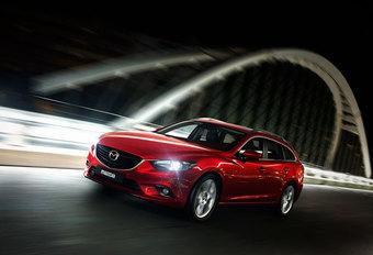 Mazda 6 Sportbreak is logisch verlengstuk #1