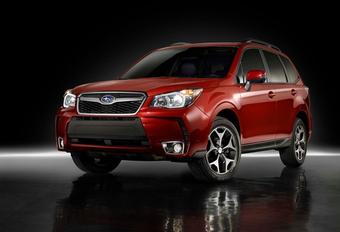 ZACHTER: Subaru Forester #1