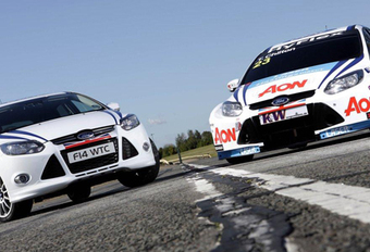 KNIPOOG: Ford Focus WTCC Limited Edition #1